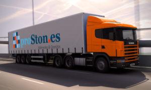 camion-proston