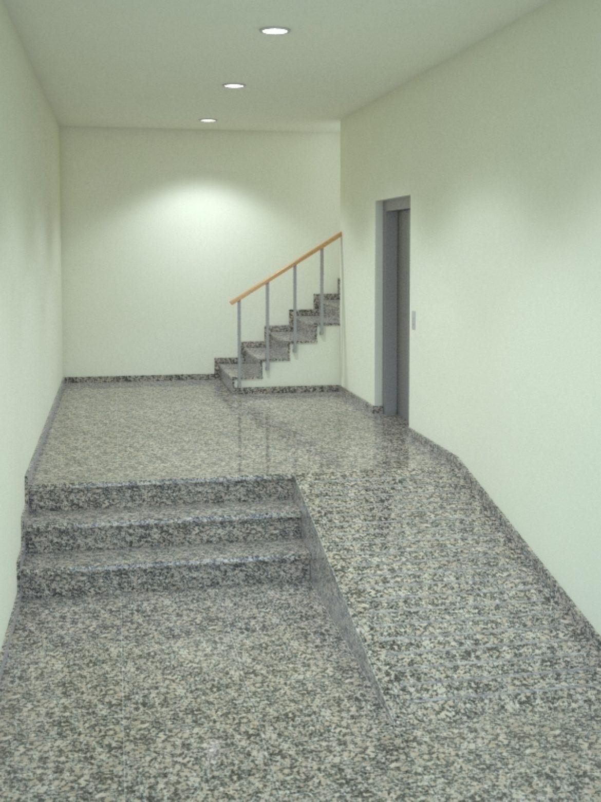 Granito Mondariz Render