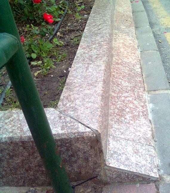 Jardinera granito g687