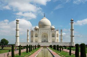 Taj Mahal - Mármol Blanco