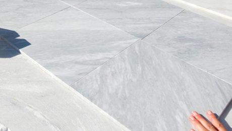 Baldosas de mármol