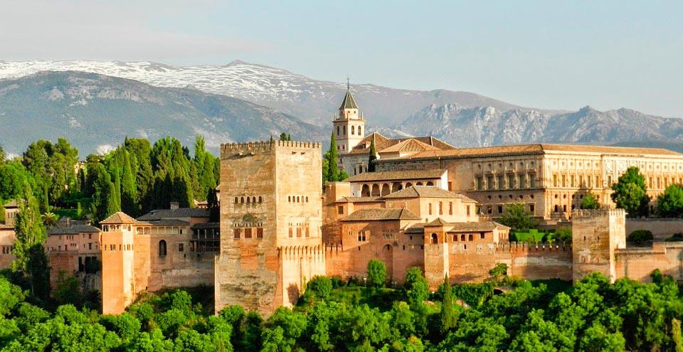 Alhambra mármol