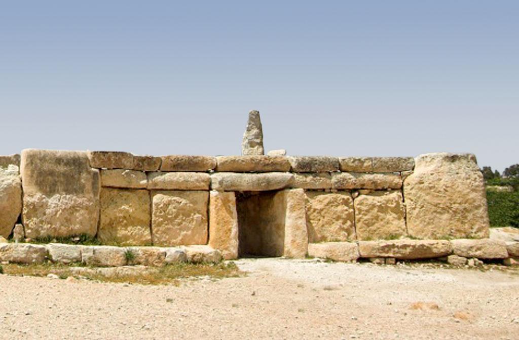 Templo megalítico península ibérica